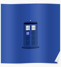 TARDIS: Time and Relative Dimension in Space Poster