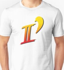Street Fighter II DASH logo tee T-Shirt