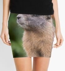 Marmot Portrait Mini Skirt