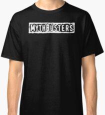 Mythbusters T-Shirt / Sticker Classic T-Shirt