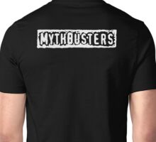 Mythbusters T-Shirt / Sticker Unisex T-Shirt