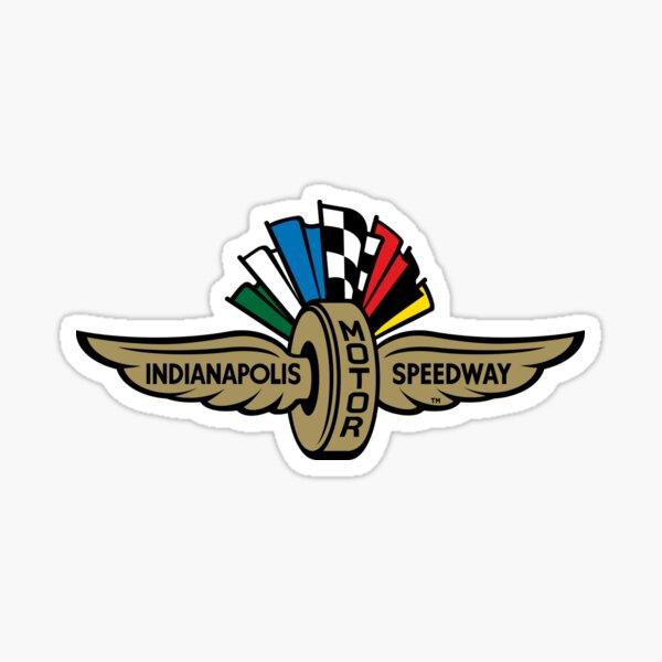 Indianapolis 500 Sticker