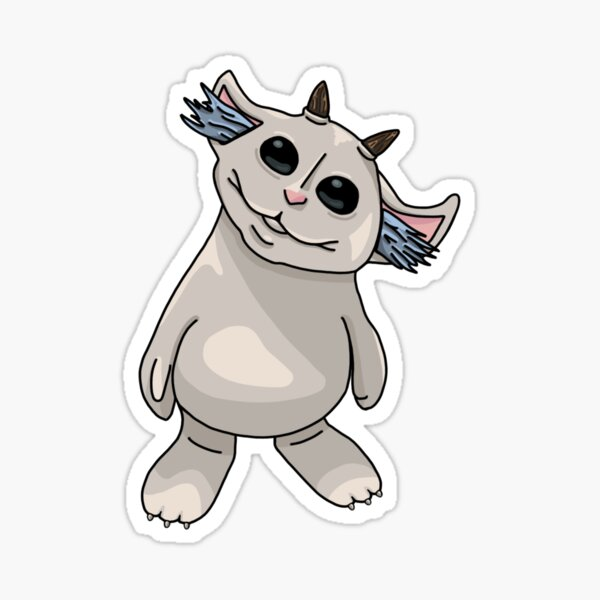 Our Friend Ned Sticker