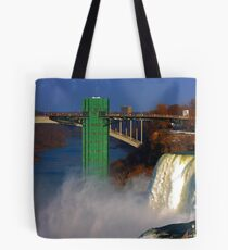 Niagara Falls, Prospect Point Observation Tower Tote Bag