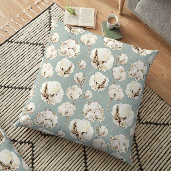 Cotton pattern Floor Pillow