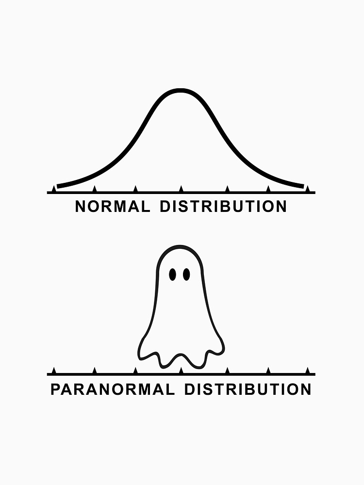 Normal Paranormal Distribution by Dreambase