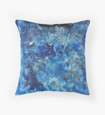 """Blue Dream"" by Carter L. Shepard Throw Pillow"