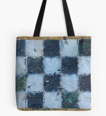 """Plaidscape"" by Carter L. Shepard Tote Bag"