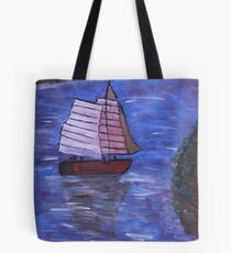"""Waiting Maiden 3"" by Carter L. Shepard Tote Bag"