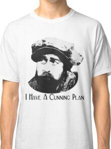 Baldrick - I Have A Cunning Plan Classic T-Shirt