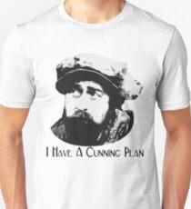 Baldrick - I Have A Cunning Plan T-Shirt