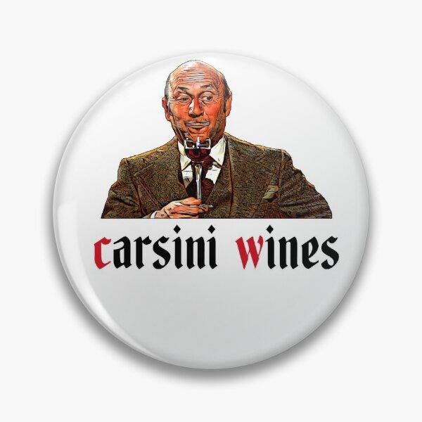 Drink Carsini Wine Pin