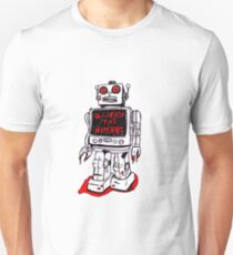 Robot Destroy All Humans Unisex T-Shirt