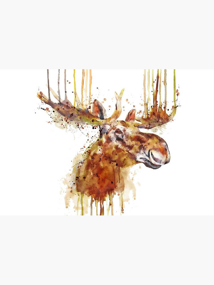 Moose Head by caracatita75