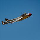 De Havilland Vampire T.11 by Chris  Randall