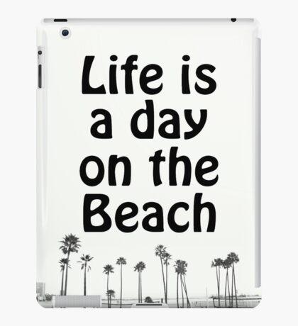 Beach Life iPad Case/Skin