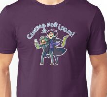 Clueing for Cuties Unisex T-Shirt