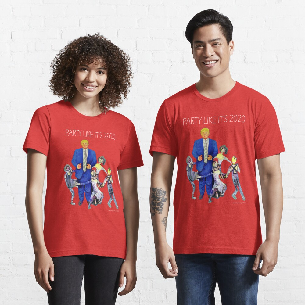 Party Like It's 2020 Essential T-Shirt