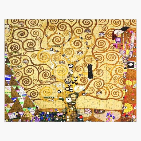 Gustav Klimt The Tree of Life, Stoclet Frieze Jigsaw Puzzle