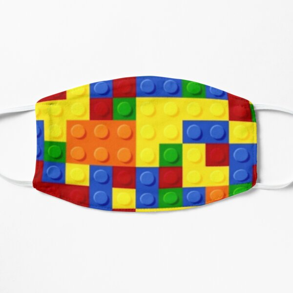 Play fun games Flat Mask