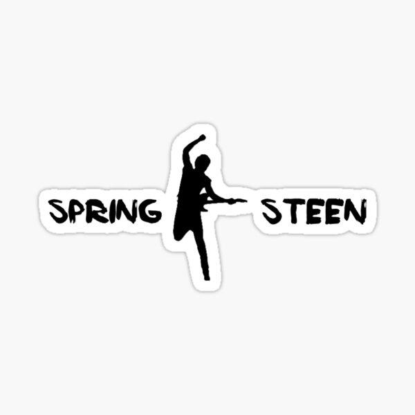 Springsteen design #6 Sticker