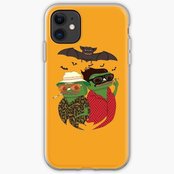 Apu in Bat Country iPhone Soft Case