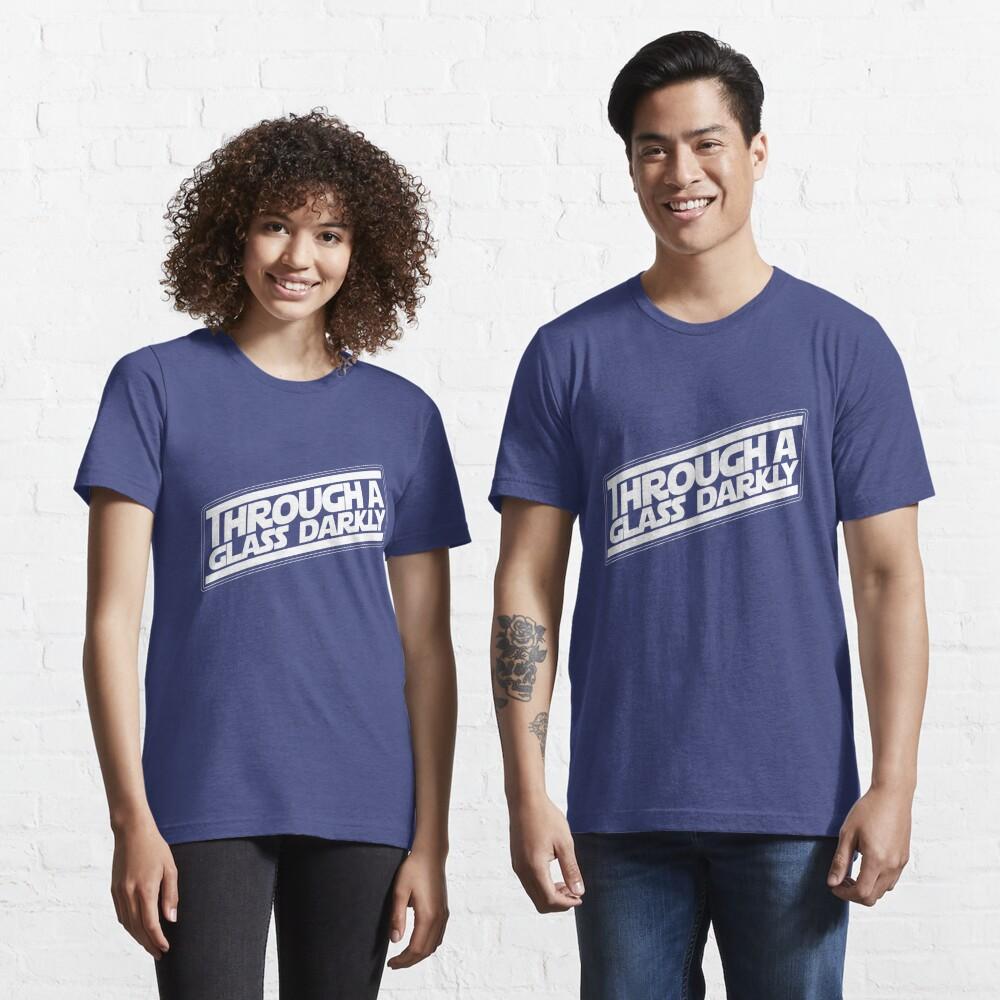 The Dark Glass Strikes Back Essential T-Shirt