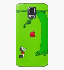 The giving tree apple Case/Skin for Samsung Galaxy