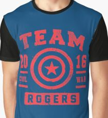 TEAM ROGERS Graphic T-Shirt