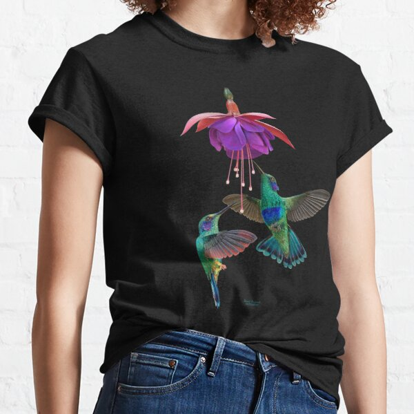 Hummingbird pair Classic T-Shirt