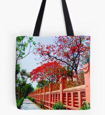 Bodh Gaya Tote Bag