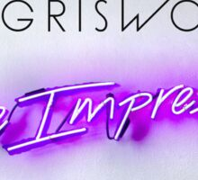 The Griswolds - Be Impressive Sticker