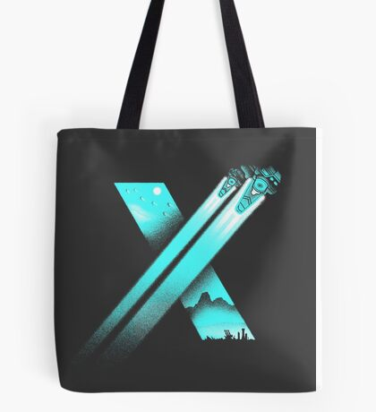 XENO CROSS Tote Bag