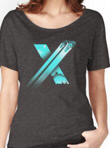 XENO CROSS Women's Relaxed Fit T-Shirt