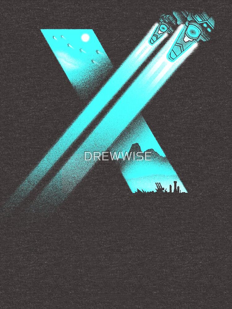 XENO CROSS by DREWWISE