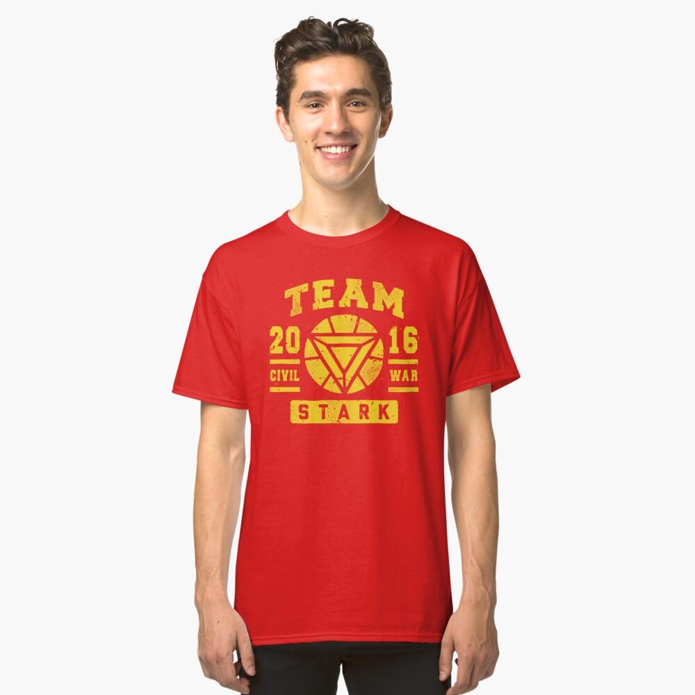 TEAM STARK Classic T-Shirt Front