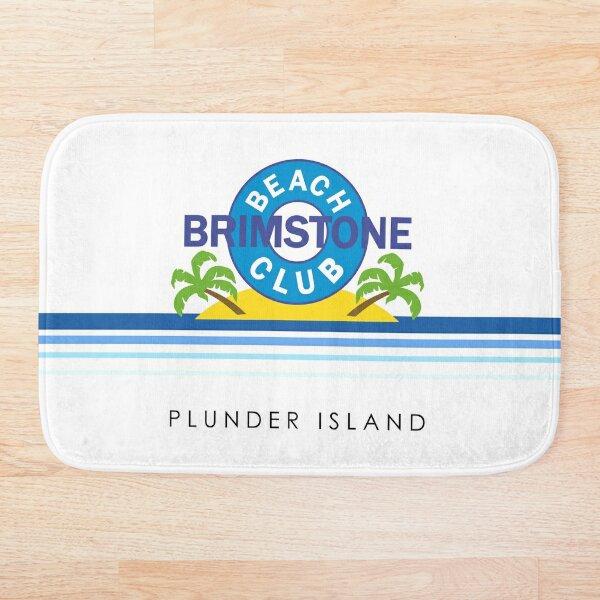BRIMSTONE BEACH CLUB Bath Mat