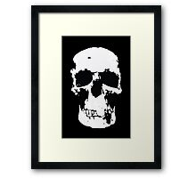 Quot Sherlock Skull Wall Hanging On Black Quot Canvas Prints By
