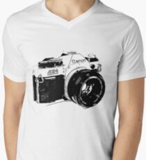 Vintage Canon Camera T-Shirt