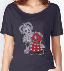 Destructive Hugs Women's Relaxed Fit T-Shirt