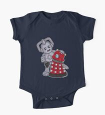 Destructive Hugs One Piece - Short Sleeve