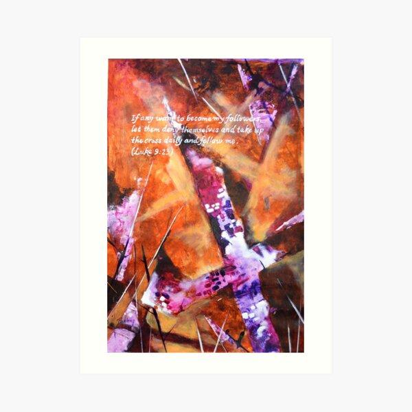 Divine Privilege #2 Art Print