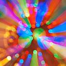 Light pattern 2 by Richard G Witham