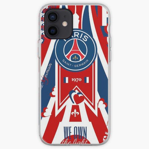 Paris Saint-Germain iPhone Flexible Hülle