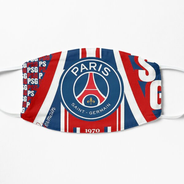 Paris Saint-Germain F.C. Masque sans plis
