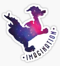 Journey Into Imagination with Figment Sticker
