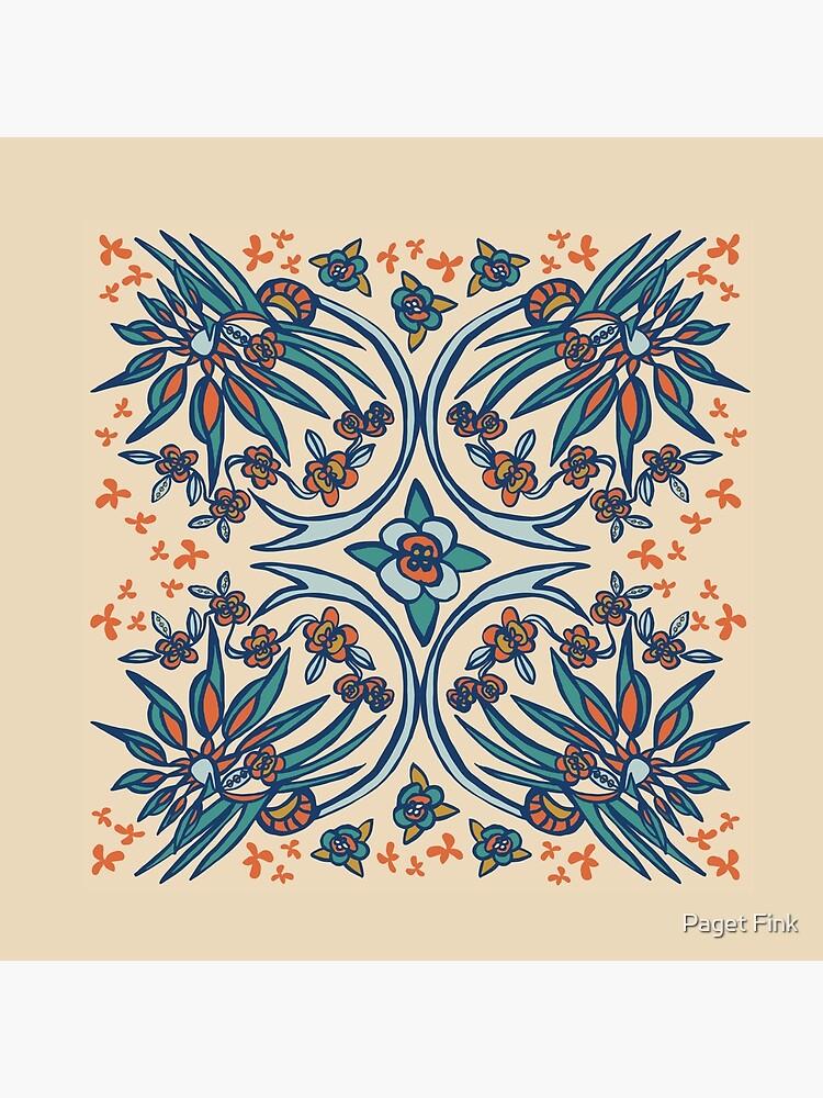 Blue Ridge Paradise Flower by pagetfink