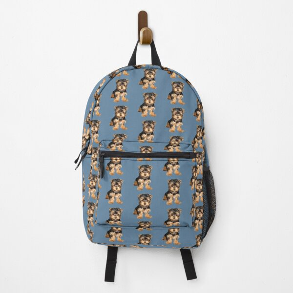 Yorkie Puppy   Yorkshire Terrier Backpack