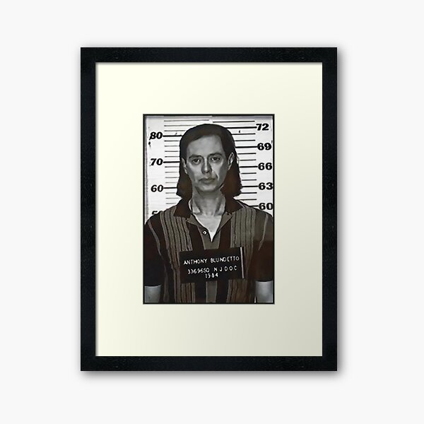 That Animal Blundetto Framed Art Print