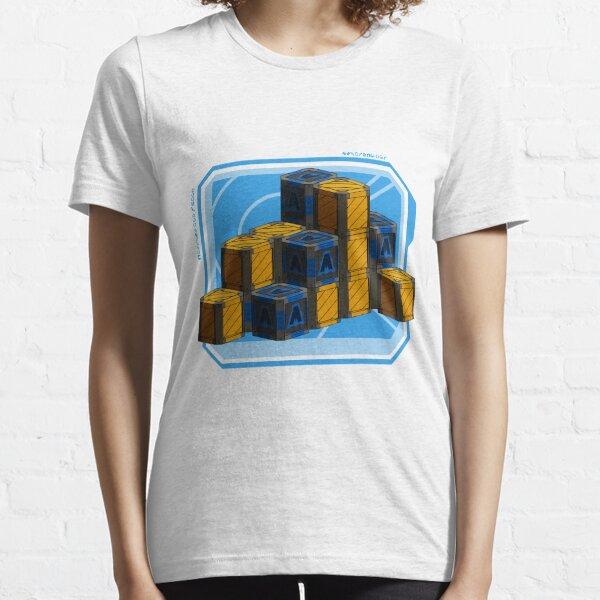 Megacorp-Kisten Essential T-Shirt